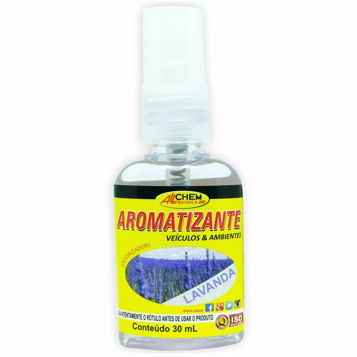 Aromatizante Spray Lavanda 12x30 mL