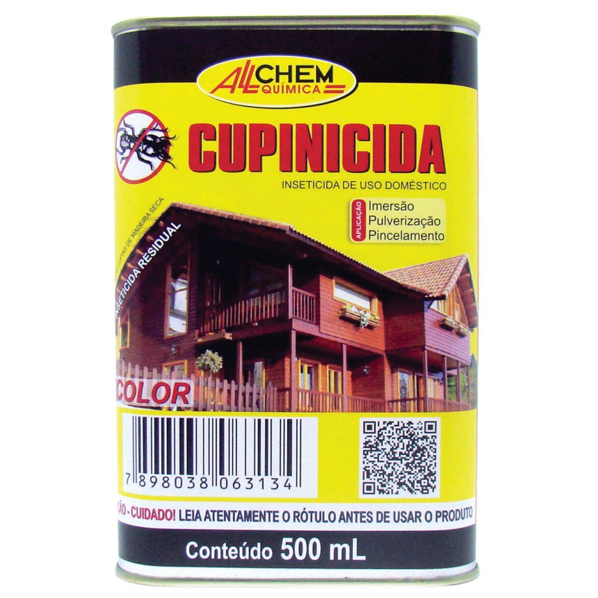 Cupinicida Incolor 12x500 mL