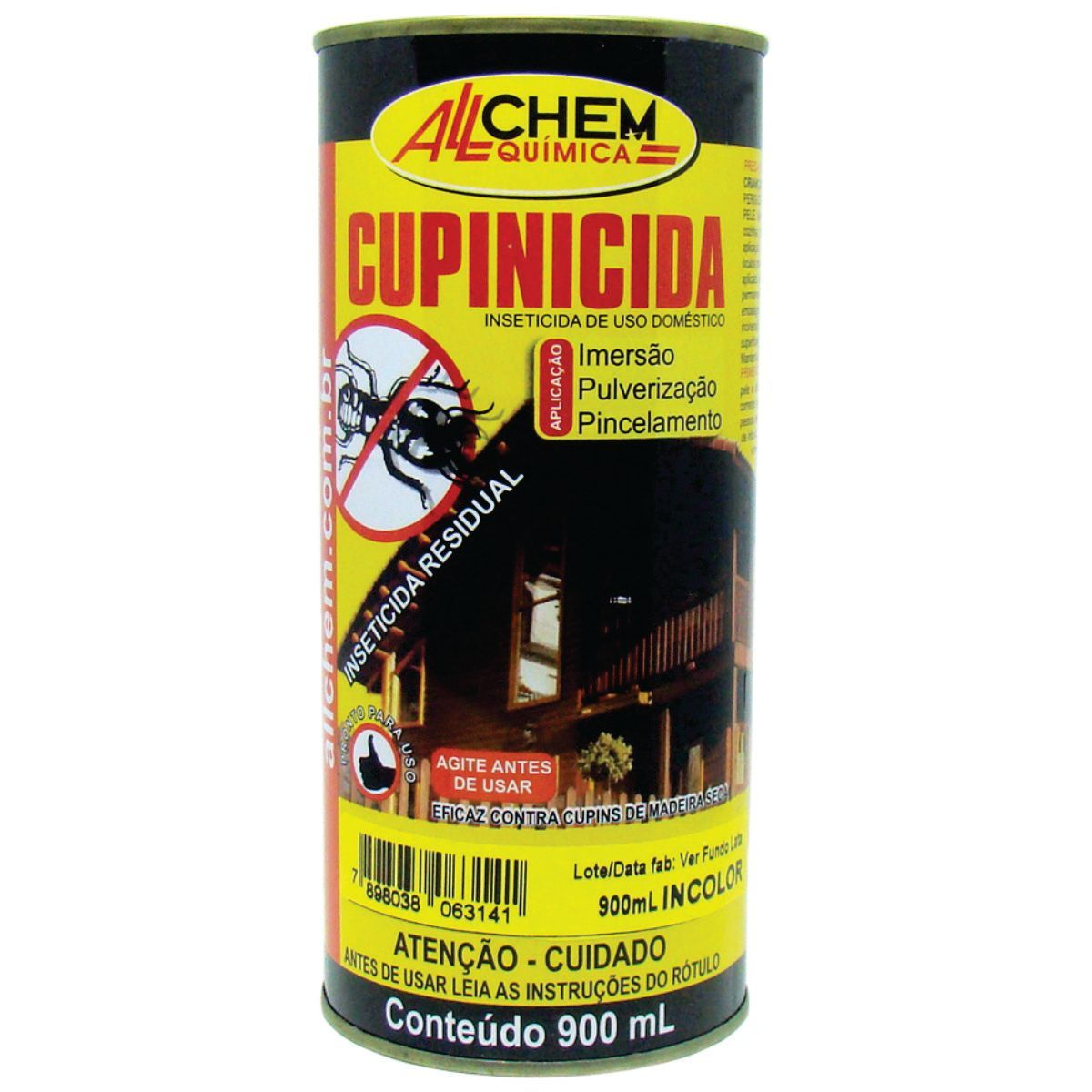 Cupinicida Incolor 6x900 mL