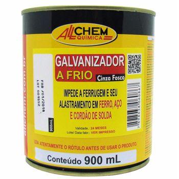 Galvanizador a Frio Cinza 4x900 mL