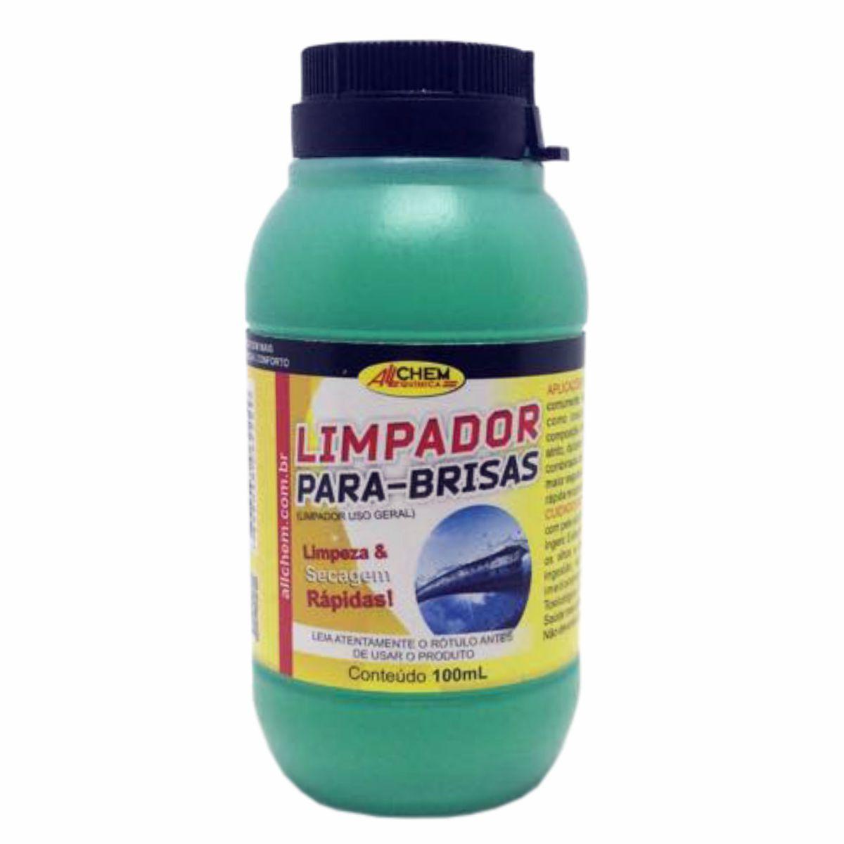Limpador Parabrisas 24x100 mL