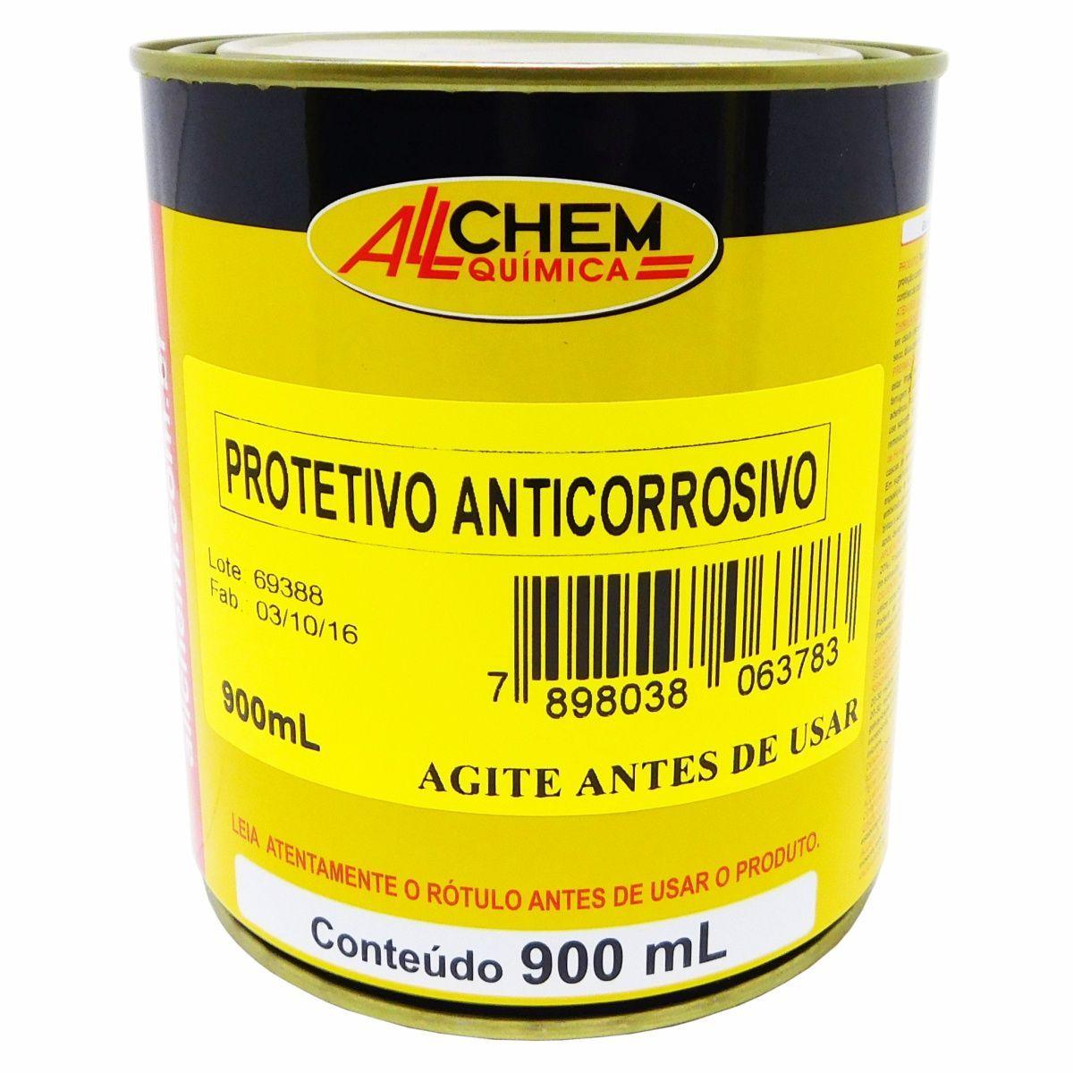 Protetivo Anticorrosivo 4x900 mL