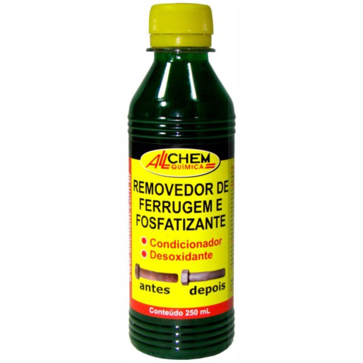 Removedor de Ferrugem e Fosfatizante 12x250 mL