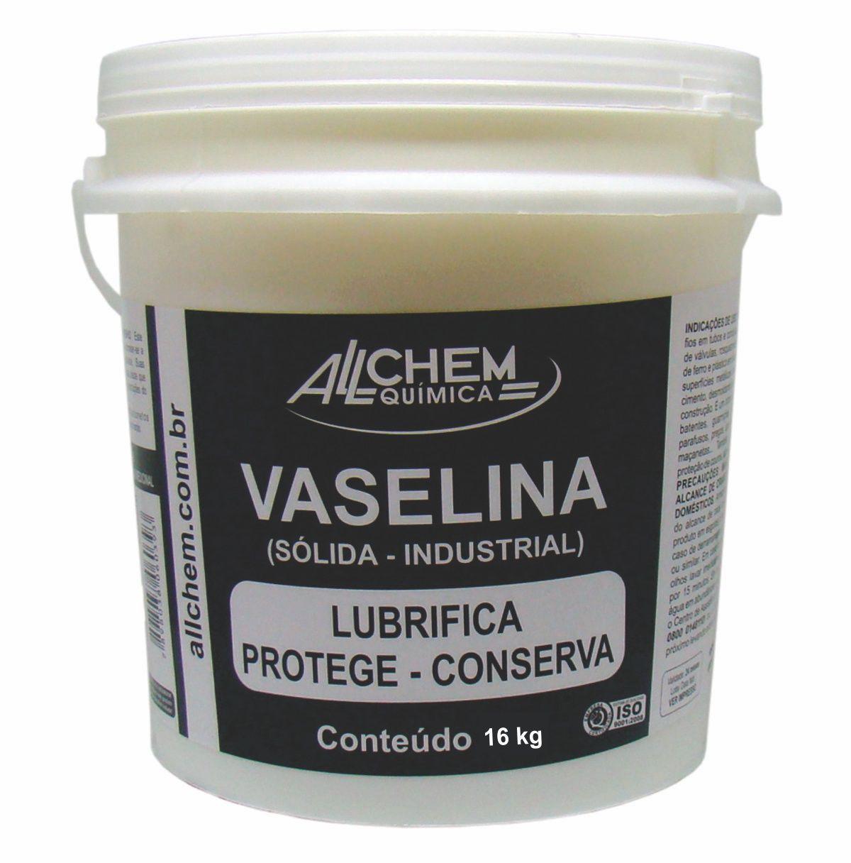 Vaselina Sólida 16 Kg