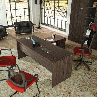 Mesa de Trabalho Gerente