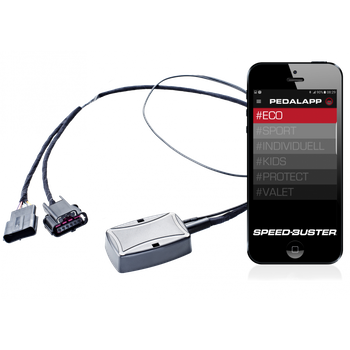 PedalBox Speed-Buster c/ App - SsangYang