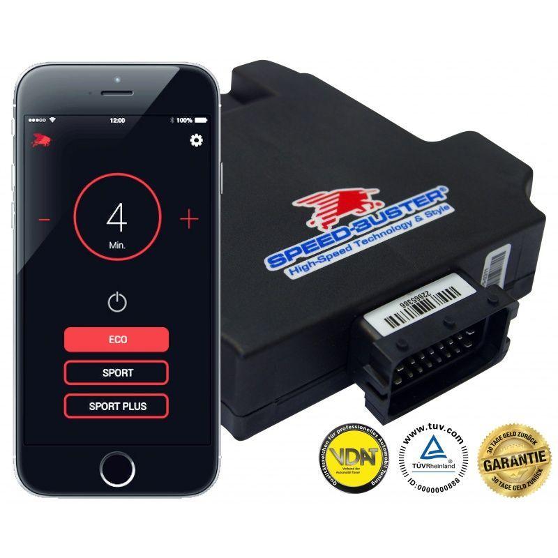 Speed-Buster c/ App - A3 8V 1.4 TFSI