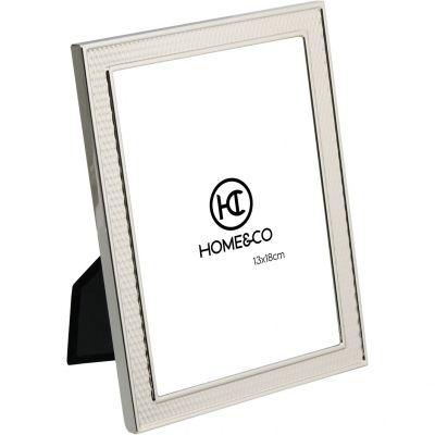 Porta Retrato 13X18 cm Metal Niquelado