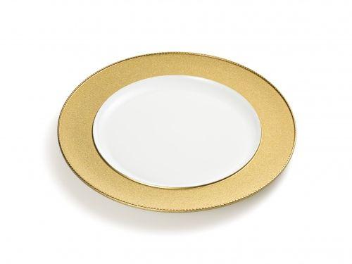 Sousplat Ouro 33Cm