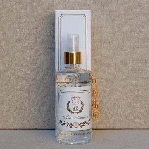 Spray com Caixa Bambu Valvula Ouro 250 ml