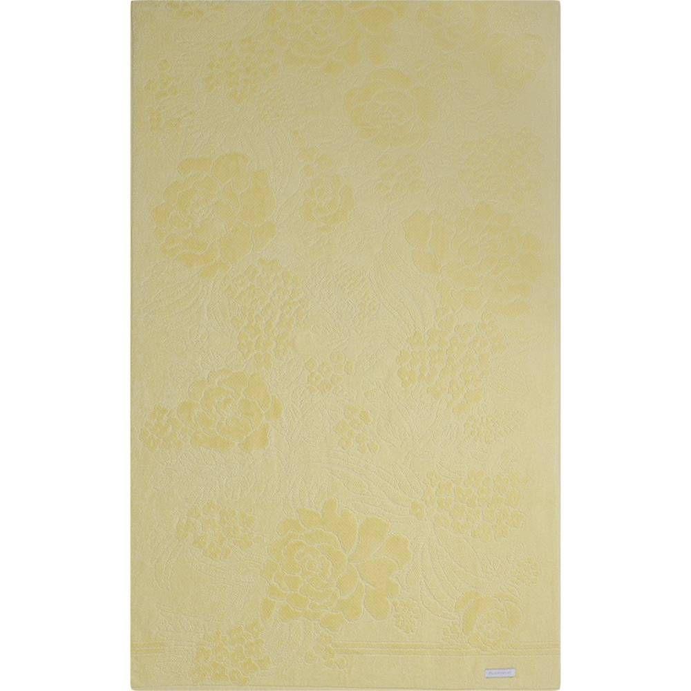 Toalha Banho Borgonha cor Amarelo