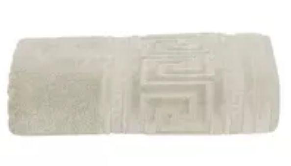 Toalha Gigante Babilônia cor Bege