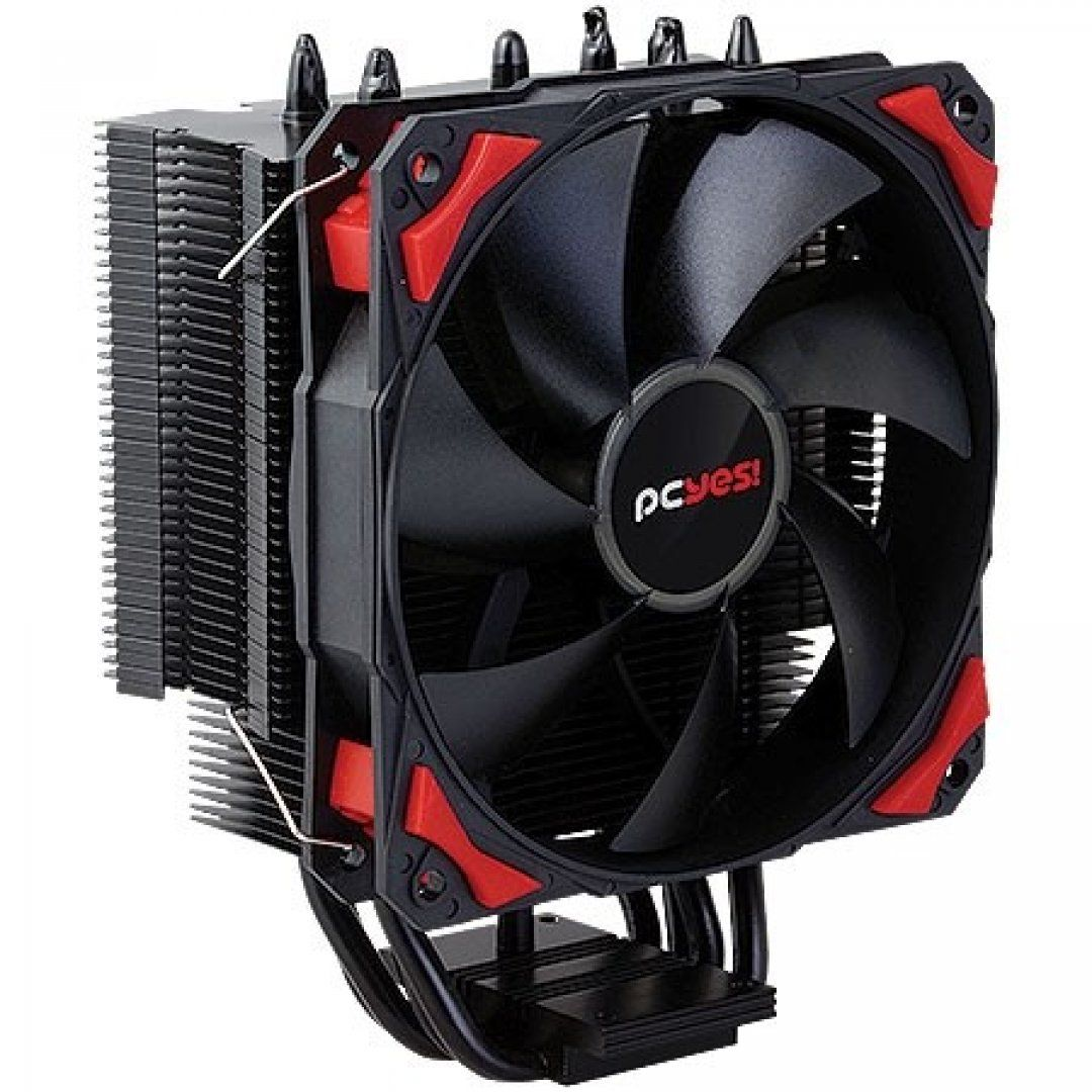 CPU COOLER PCYES Zero K Z4 AMD/Intel Preto