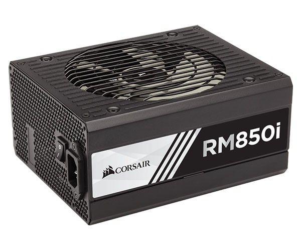 FONTE CORSAIR RMI SERIES, RM850I, 850 WATTS 80 PLUS GOLD, CP-9020083-WW
