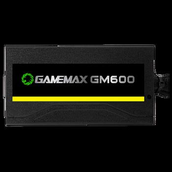 FONTE GAMER SEMI-MODULAR 600W 80 PLUS BRONZE GAMEMAX GM600