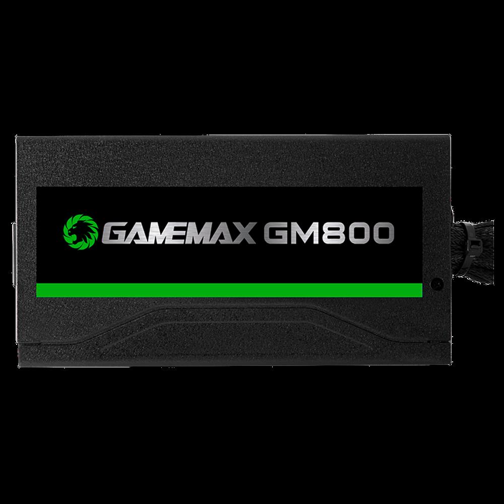 FONTE GAMER SEMI-MODULAR 800W 80 PLUS BRONZE GAMEMAX GM800
