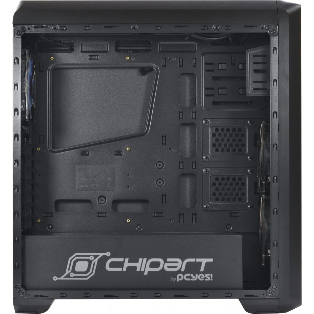 GABINETE CHIPART WARRIOR! EXCLUSIVO!