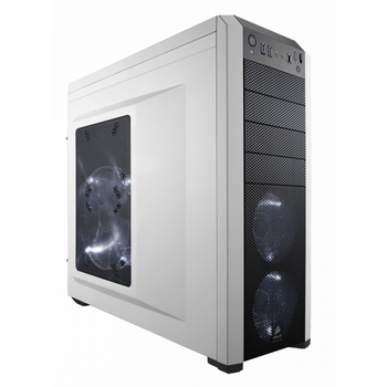 GABINETE CORSAIR CARBIDE 500R WHITE CC-9011013-WW MID