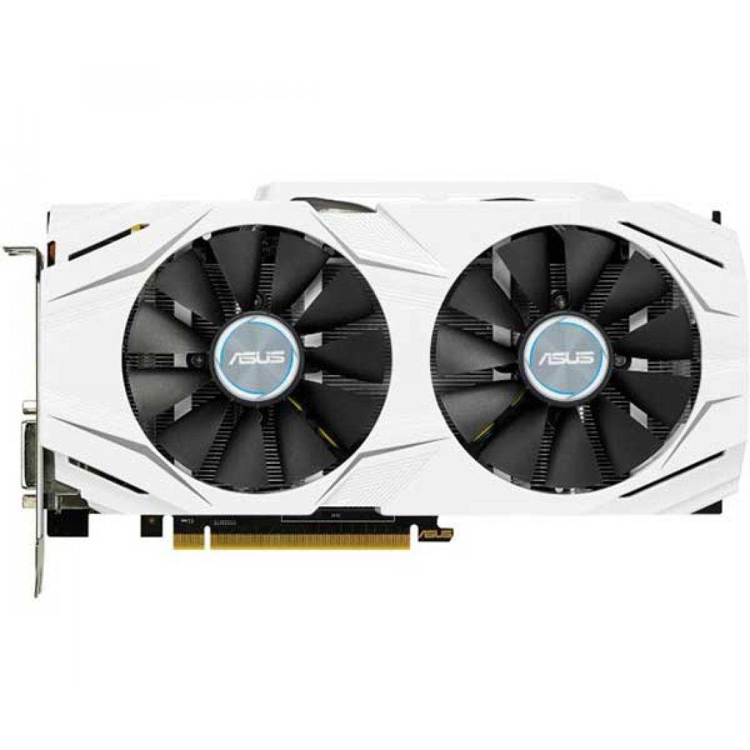 PLACA DE VIDEO ASUS GTX 1060 DUAL OC 6GB, DUAL-GTX1060-O6G