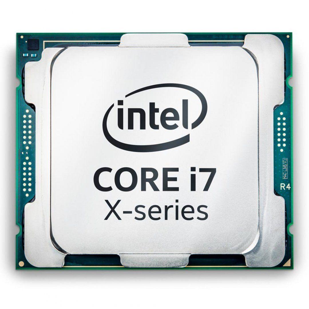 PROCESSADOR INTEL CORE I7-7800X X-SERIES LGA2066 3,5GHZ 8,25MB CACHE, BX80673I77800X