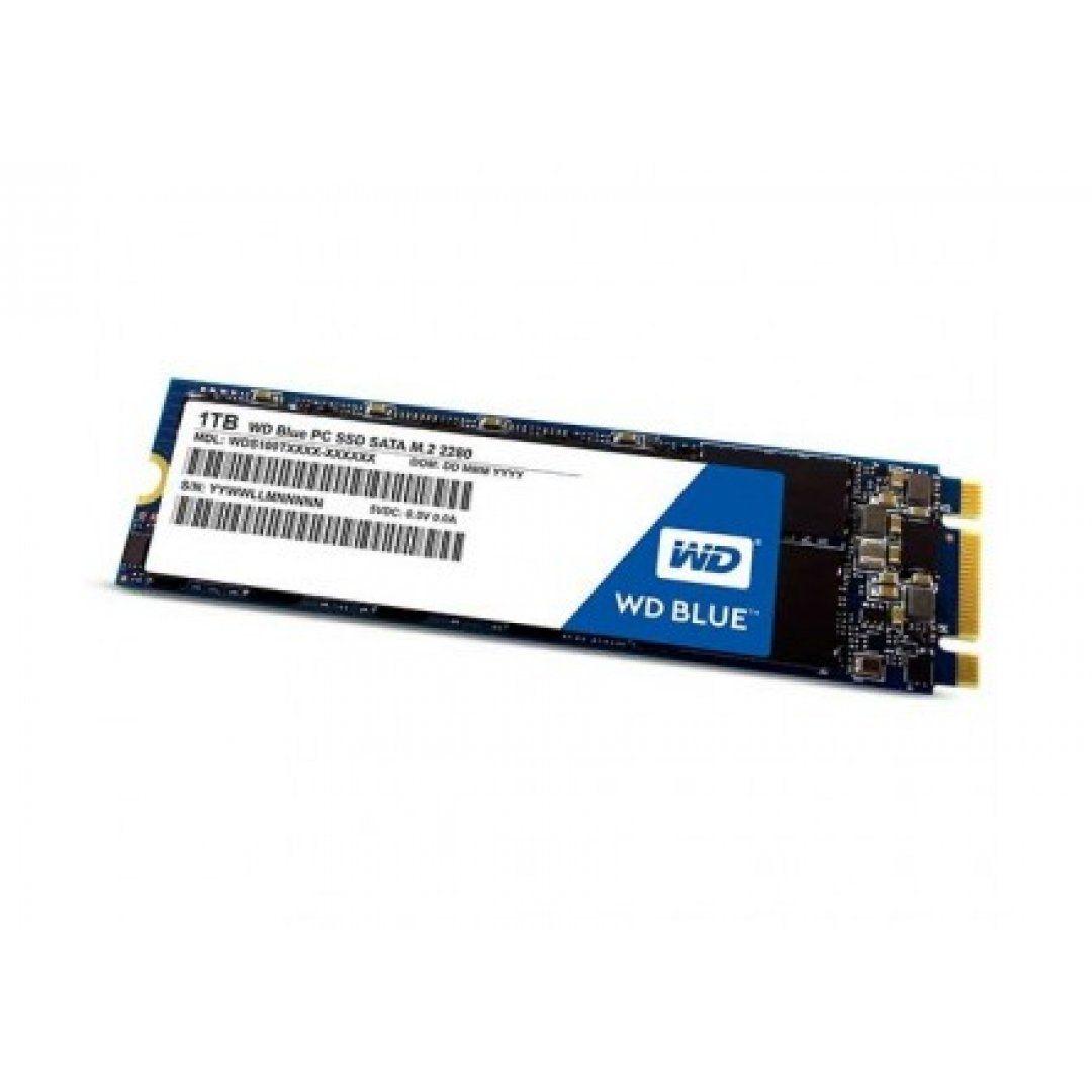 SSD WD BLUE 1T M.2, WDS100T1B0B-00AS40