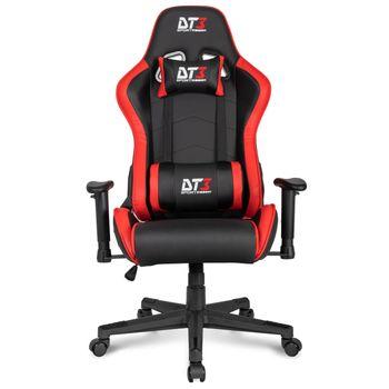 Cadeira Gamer DT3 Jaguar Red