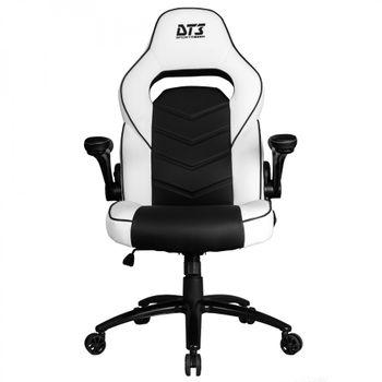 Cadeira Gamer DT3 Sports GTR White SE