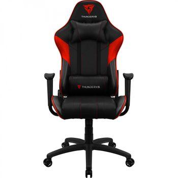 Cadeira Gamer ThunderX3 EC3 Vermelho