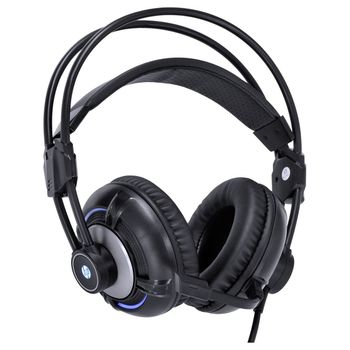 Fone Ouvido C/ Microfone HP Gamer H300 Black C/ Vibração