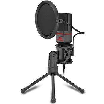 Microfone Redragon Streamer Seyfert GM100 C/ Tripé