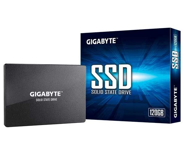 SSD Gigabyte 120GB SATA III GP-GSTFS31120GNTD
