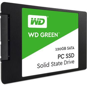 SSD Western Digital WD Green 120GB WDS120G2G0A SATA III