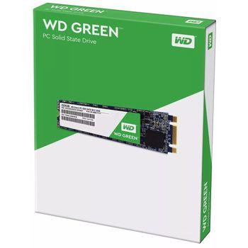 SSD Western Digital WD Green 120GB Sata M.2 2280 - WDS120G1G0B