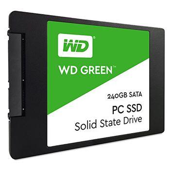 SSD Western Digital WD Green 240GB WDS240G2G0A SATA III