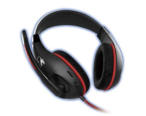 Headset Genius Gamer KMH-200 Preto