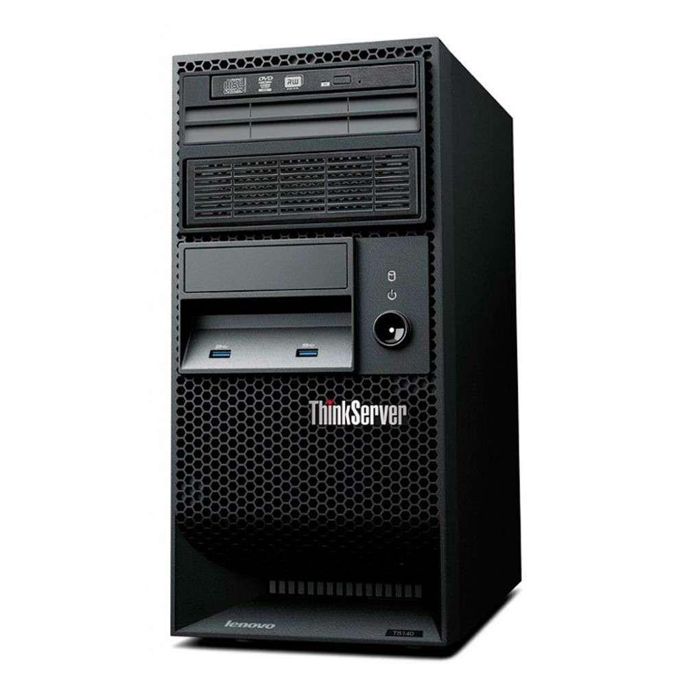 Servidor Lenovo TS150 E3-1225 V5, 8GB, HD 1TB,Win.Server 2012 Foundation ROK - 70LVA009BR