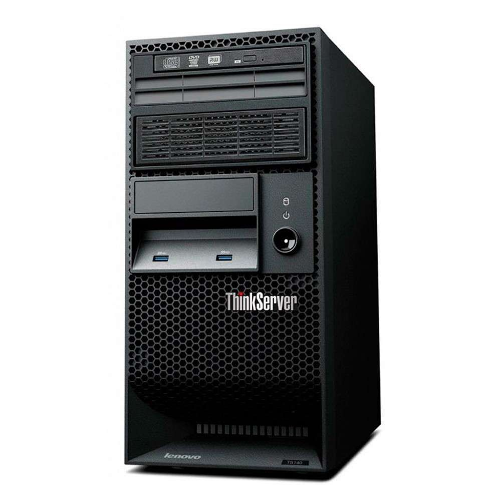 Servidor Lenovo TS150 E3-1225 V5, 8GB, HD 1TB,Win.Server 2012 Foundation ROK - 70LVA009BR