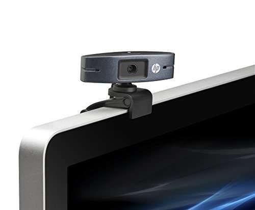 Webcam HP HD 720p C/Microfone HD2300 - Y3G74AA#ABL
