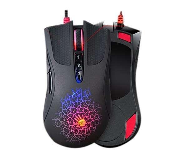 Mouse Gamer A4Tech Bloody A90A Preto