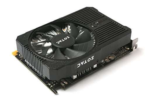 Placa de Vídeo Zotac GeForce GTX 1050TI 4GB DDR5 128 Bits - ZT-P10510A-10L