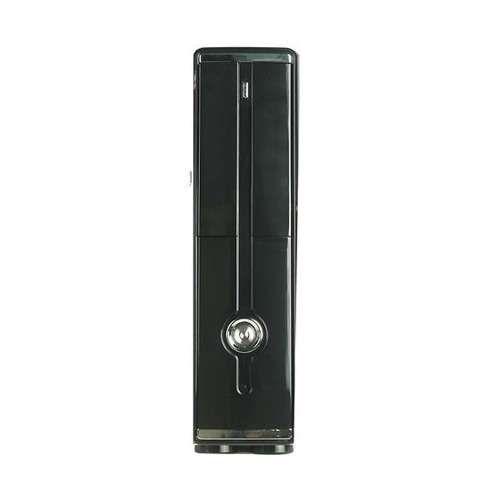 Gabinete PCTop Slim S1000M (Preto Fosco) c/ fonte