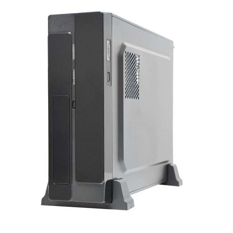 Gabinete 1 Baia Slim GM06T7 K-MEX Matx 200W GM-01R2
