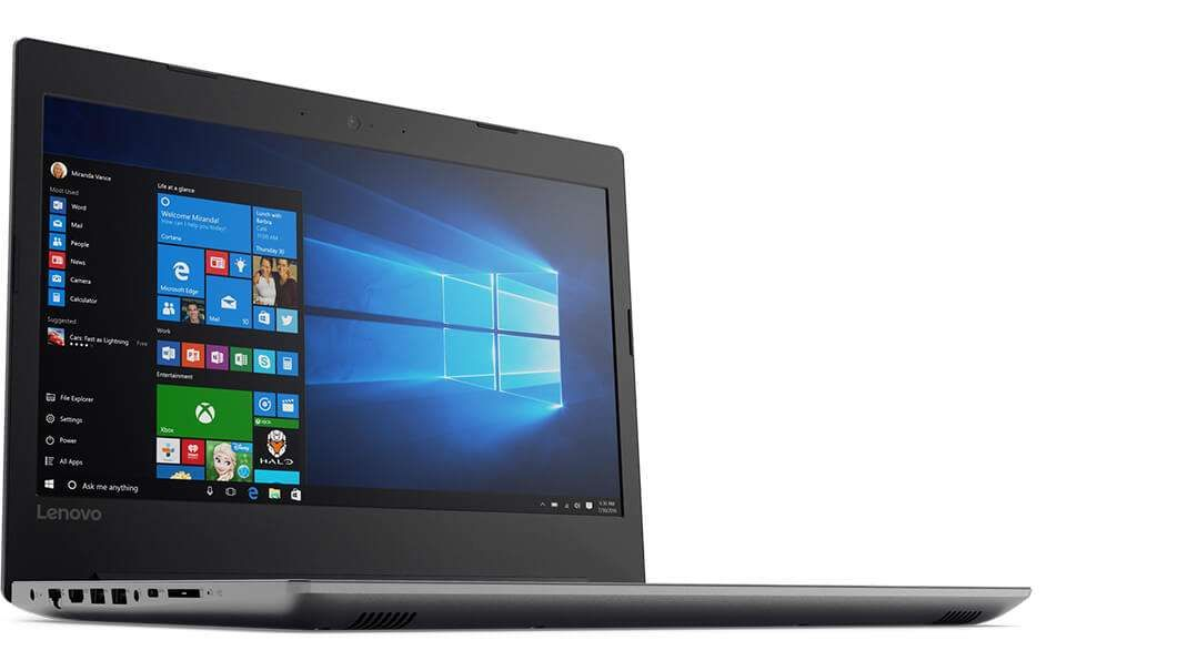 Notebook Lenovo B320-14ikbn I5 7200u 4gb 500gb 14 Full HD Win.10 Pro- Preto - 81CC0004BR