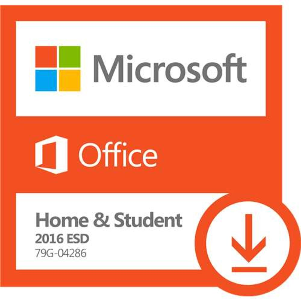 microsoft office home & student 2016 digital download