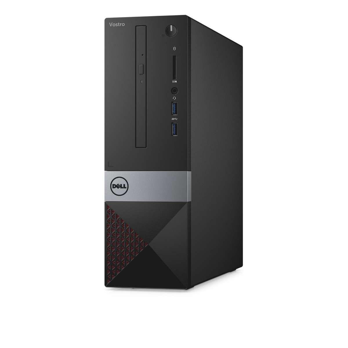 Computador Dell Vostro 3268 SSF Intel Core i3 7100 4GB 500GB W10 Pro