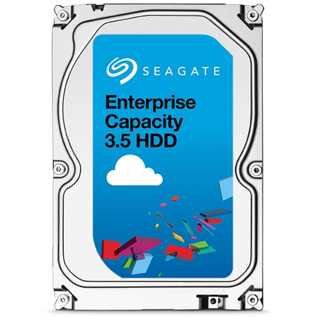 HDD Enterprise Servidor 24X7 Seagate 2F2100-003 ST1000NM0008 1TB 7200RPM 128MB