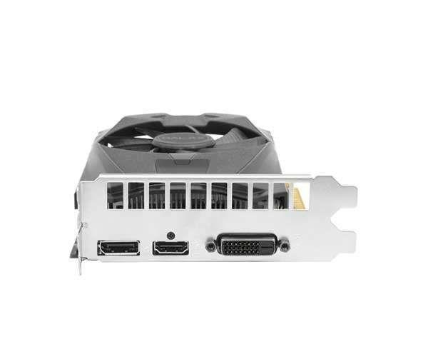 Placa de Vídeo NVIDIA Galax GEFORCE GTX 1050 2GB OC DDR5 128Bits 50NPH8DSN8OC
