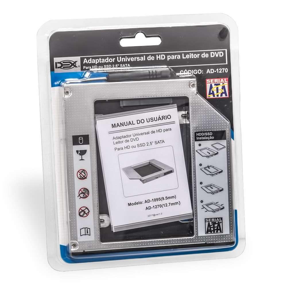 Adaptador Caddy HD 2.5