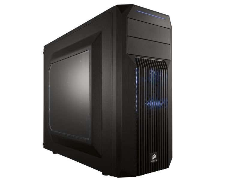 Gabinete Corsair Carbide SPEC-02 BLUE LED Mid Tower Gaming CC-9011057-WW