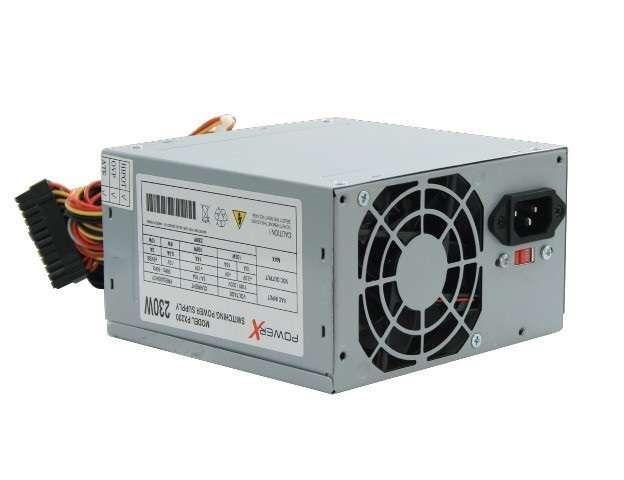 Fonte PowerX 230W Real PX230 (Sem Cabo de Força)